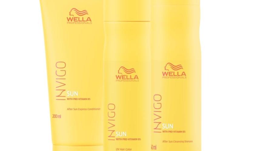 Wella Invigo Sun haarproducten